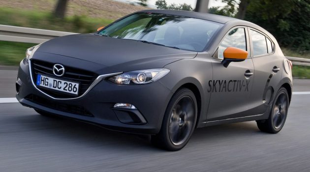 Mazda Skyactiv-X 获得 2018 Edison Awards 创新金奖!