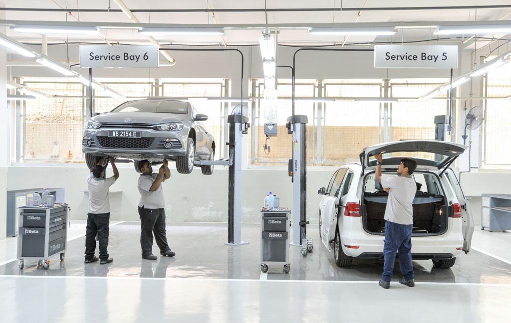 Volkswagen 修订客户拥车维护计划,未来车主维修节省更多!