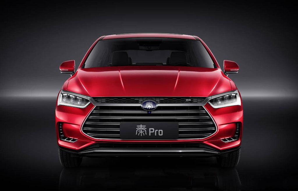BYD Qin Pro 发布,新一代的中国混动轿跑!