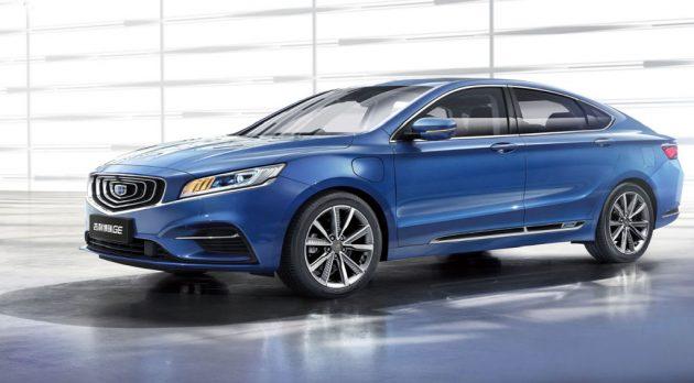 Geely Emgrand GE 即将发表, Volvo 混动技术上身! | automachi.com