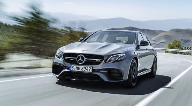 Mercedes-Benz Malaysia 第一季创纪录,卖出3,335台汽车!