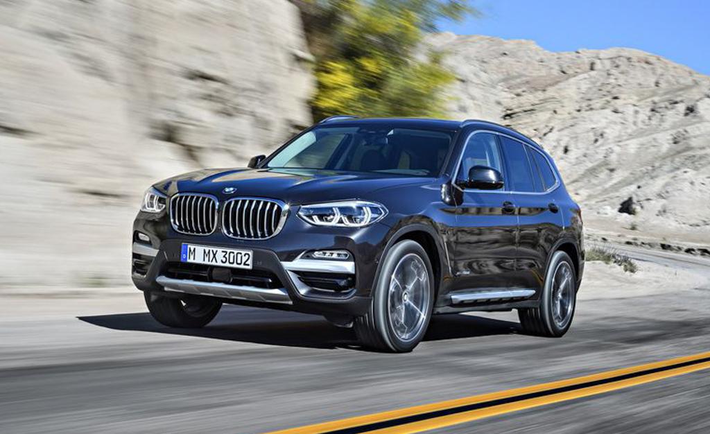 新一代 BMW X3 预告现身我国官网!