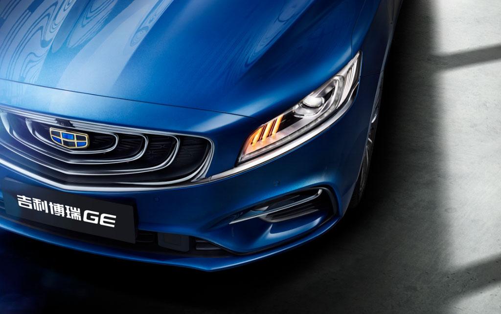 Geely Emgrand GE 即将发表, Volvo 混动技术上身!