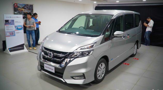 Nissan Serena 2.0L S-Hybrid Highway Star 率先体验!