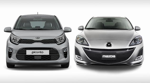 5万预算,为何选择全新 Kia Picanto 而非二手 Mazda3 ?