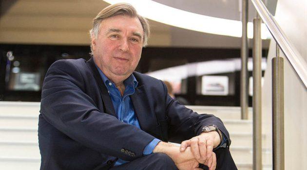 Peter Horbury, Geely 成功背后的设计达人!