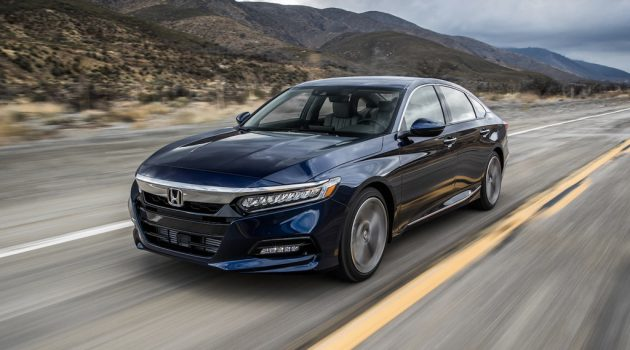 2018 Honda Accord 销售热不起来,原因竟然是因为这样!