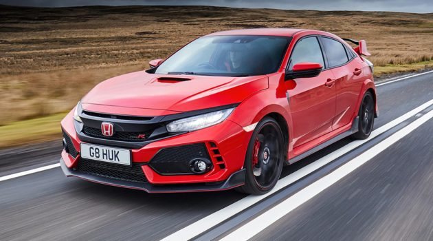 RM 2,700 的改装,Honda Civic Type R 马力突破 350 hp !