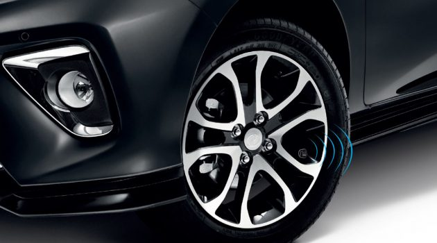 Perodua 推出 GearUp Smart Bluetooth TPMS ,特别优惠价RM 385!