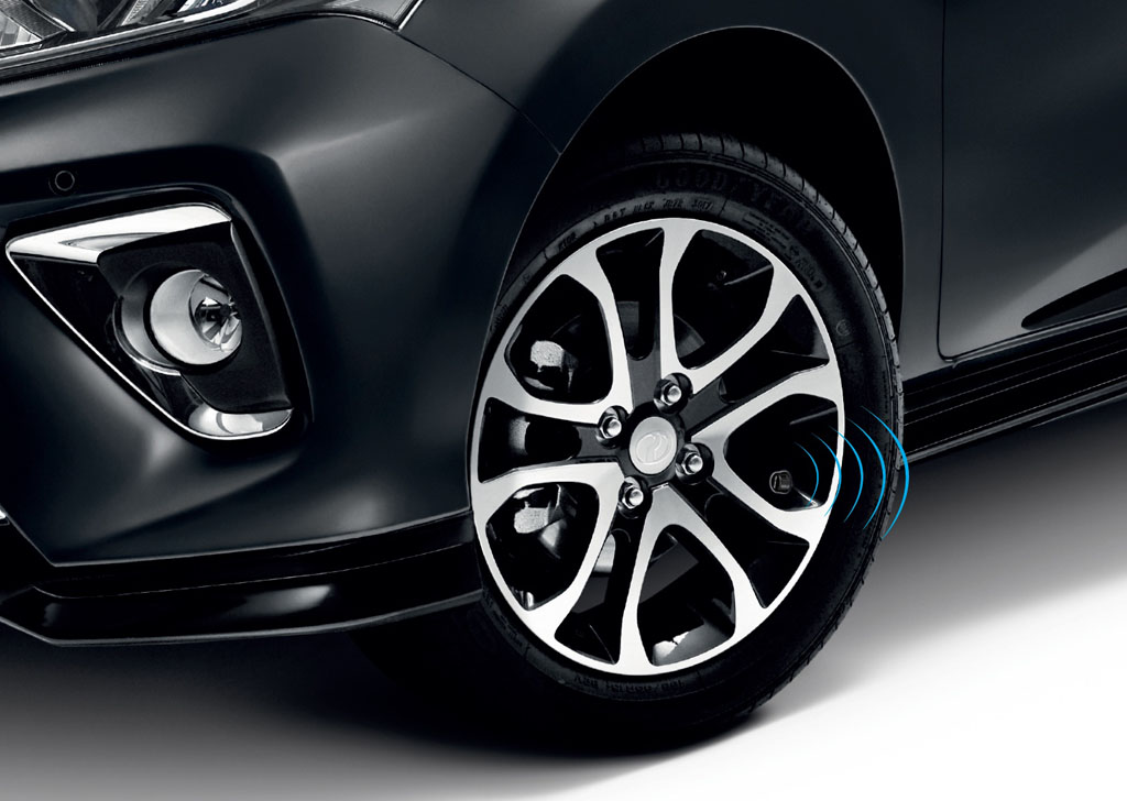 Perodua 推出 GearUp Smart Bluetooth TPMS ,特别优惠价RM 385!
