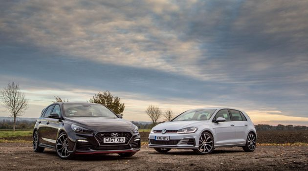 Hyundai i30N 狂胜 VW Golf GTI ,钢炮之王宝座易主?