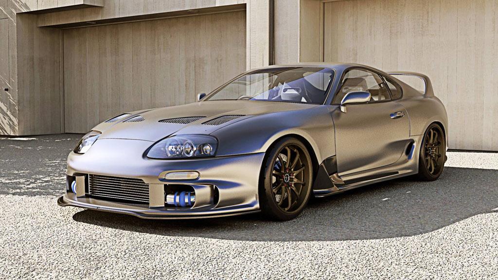 Toyota 量产十辆最快的车!你认识其中几款?