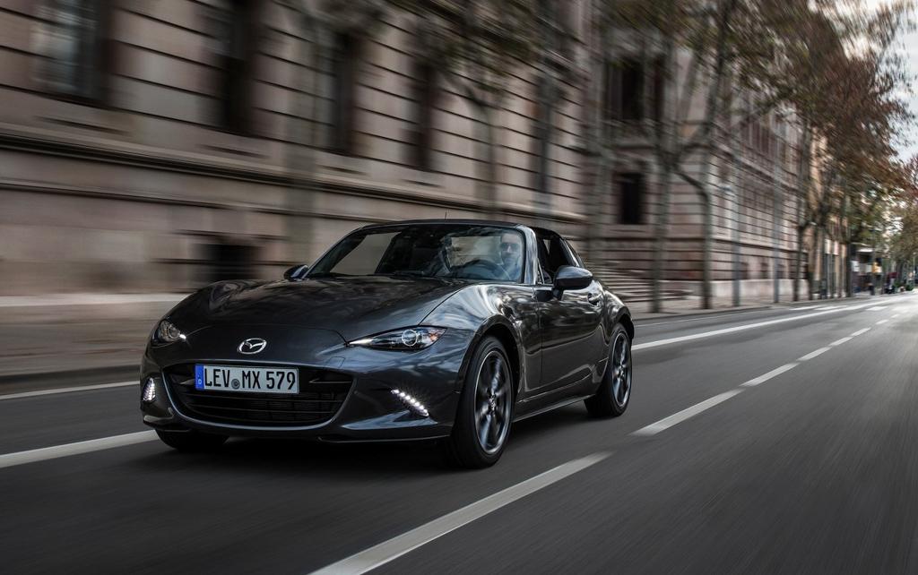 没涡轮又如何? Mazda 2.0L 引擎马力再跃进!