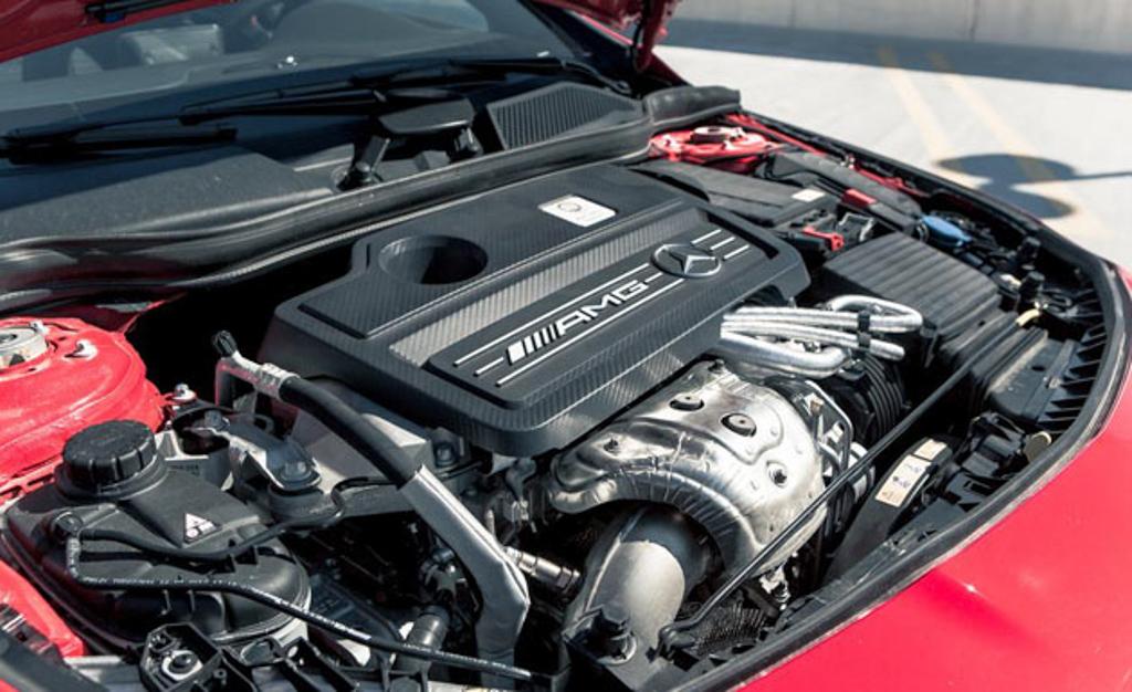 Mercedes-AMG A35 确定今年推出,最大马力超过300 hp!