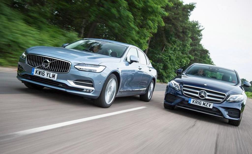Mercedes-Benz 将与 Volvo 共享引擎,并购入 Volvo 股份!