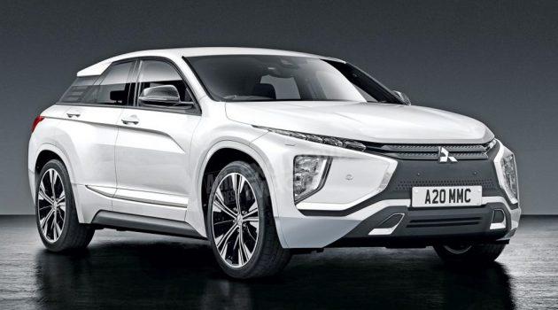 Mitsubishi Lancer 有望重生,不过将会变身 SUV !