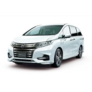 2018 Honda Odyssey 2.4