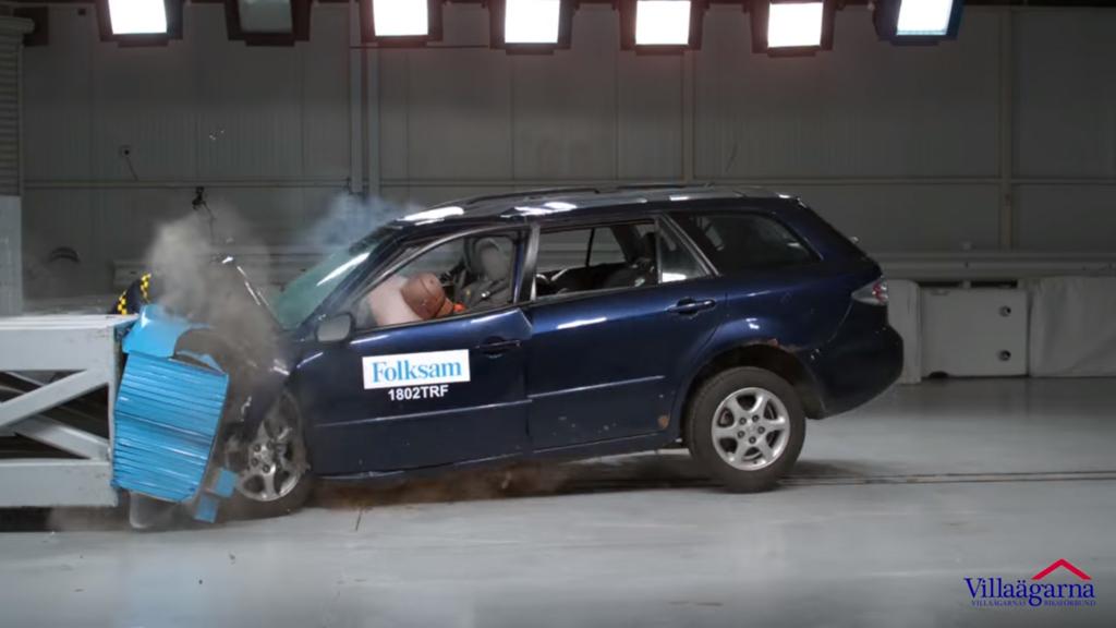影片:老车的 Body Structure 是否仍然安全?