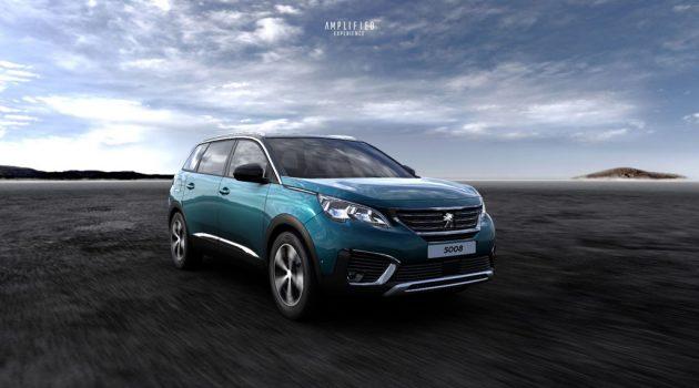 2018 Peugeot 5008 将在这个月发布,预售价RM 173,888!
