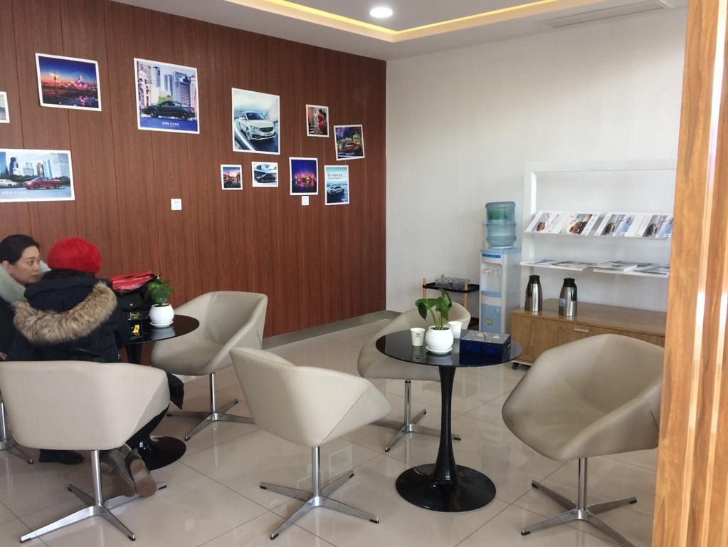 上海考察 Geely 展示厅, Proton 经销商留下深刻印象!