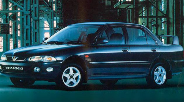 Proton Wira 依旧是我国汽车失窃率最高车款!