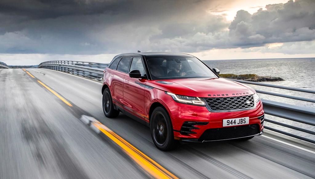 新成员诞生! Range Rover Velar 英国推出限量开蓬版?!