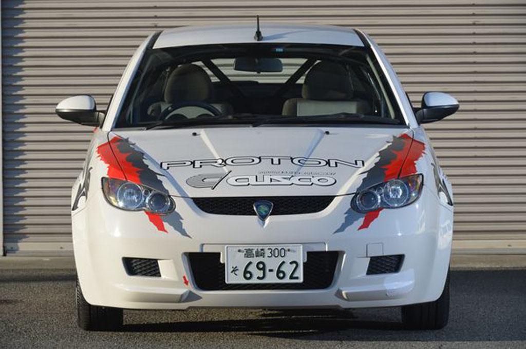 satoria_special_04你不知道的事: Proton Satria Neo 其实有在日本发售?