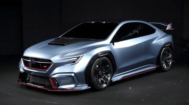 手排万岁!下一代 Subaru WRX 依旧提供手排变速箱选项!