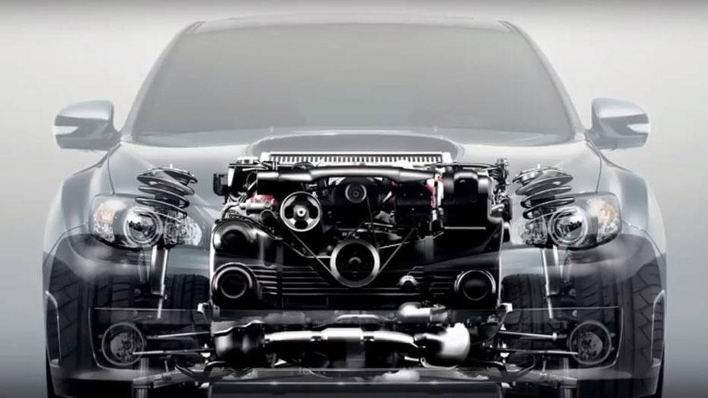 引擎看透透: Boxer Engine 有什么优秀之处?