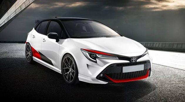 Toyota Corolla GR 确认推出,最大马力 209 hp 以上!