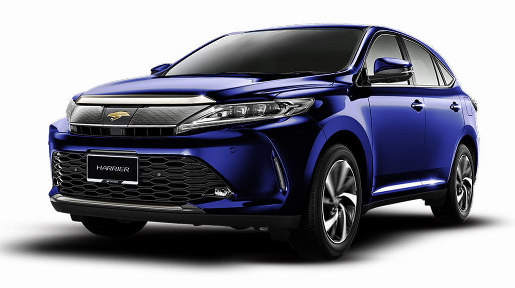 官方版 Toyota Harrier 与 Recon 版大比较!