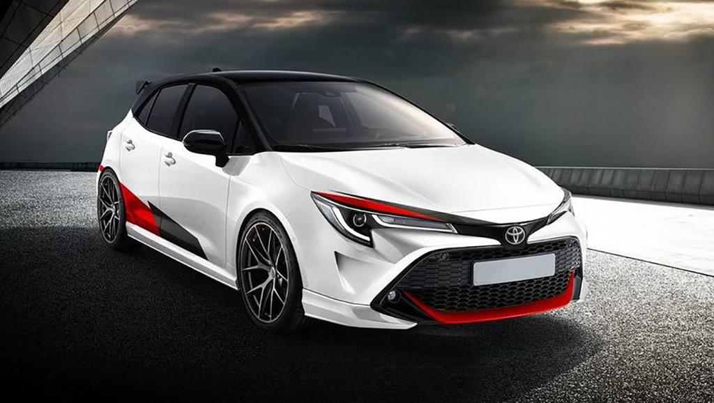 小排量大马力! Toyota 将推出 1.6L 涡轮引擎!