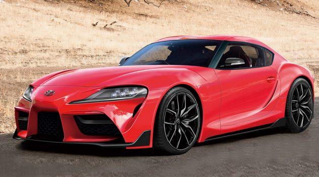 混血牛魔王!新一代 Toyota Supra 确认搭载 BMW 引擎!
