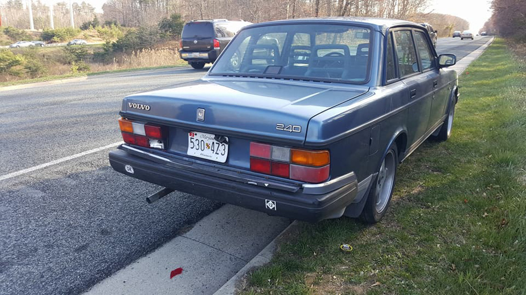 又一起车祸告诉你,撞车真的不能撞 Volvo !