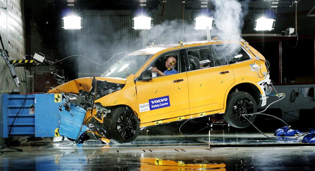 安全至上! Volvo XC90 创下16年零死亡率记录!