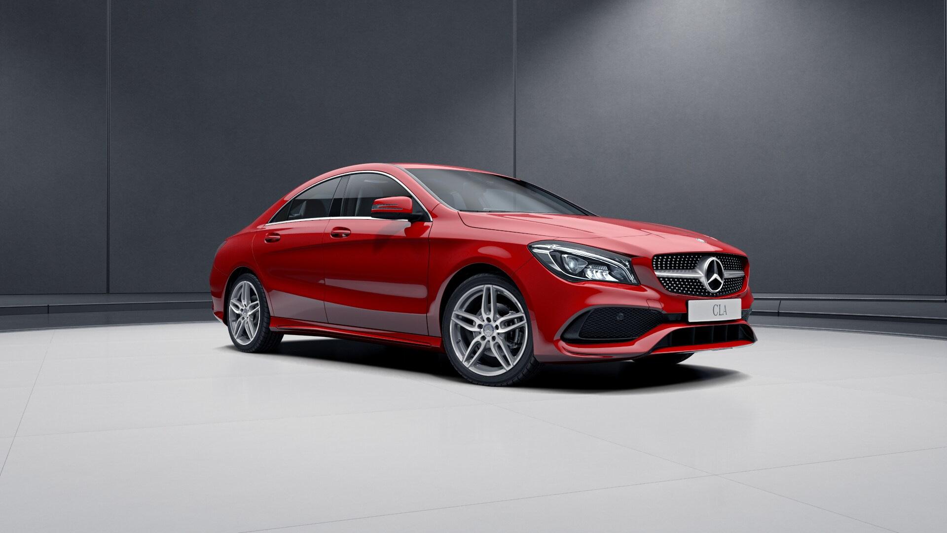 Mercedes-AMG A45 Sedan 将拥有400 hp的马力!