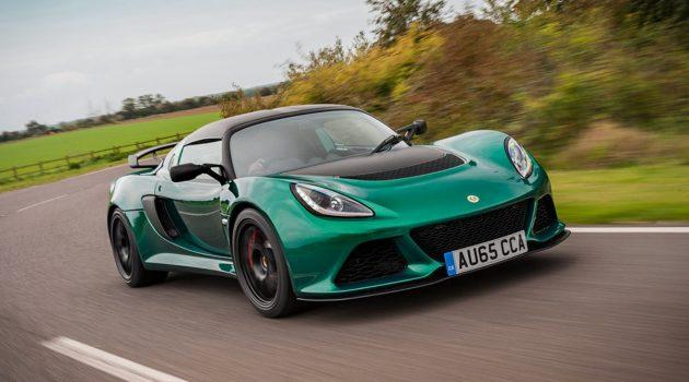提升战斗力, Lotus 未来或采用 Volvo 的动力配置!