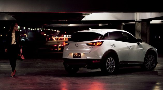 2018 Mazda CX-3 1.8 Skyactiv-D 正式发表!大马今年登场?