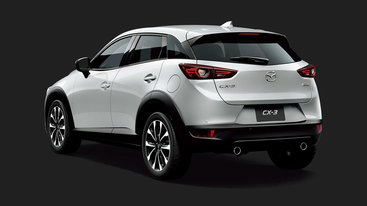 Mazda Cx 3 >> 2018 Mazda CX-3 Skyactiv-D 1.8 正式发表!大马今年登场?   automachi.com