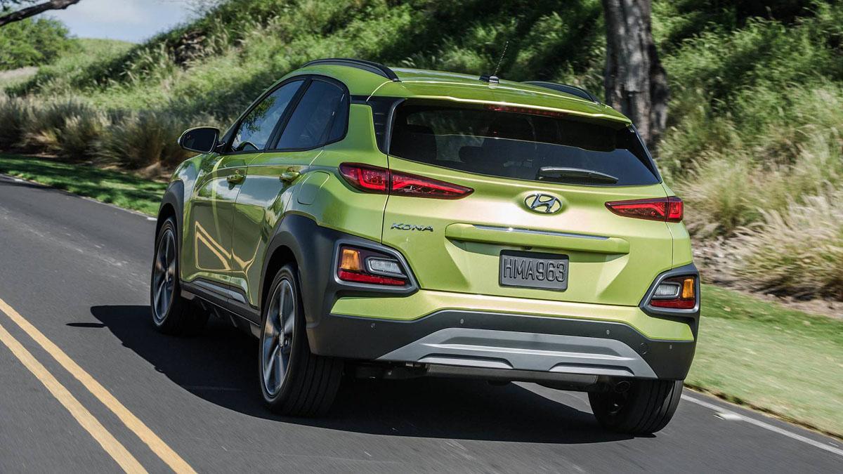 2018 Hyundai Kona 现身我国!最快今年下半年面世!