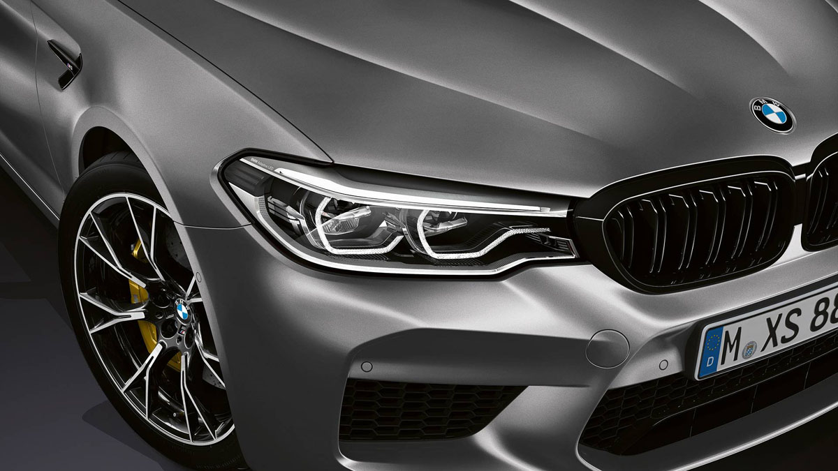 BMW M5 Competition Package 正式发表,0-100仅3.3秒!