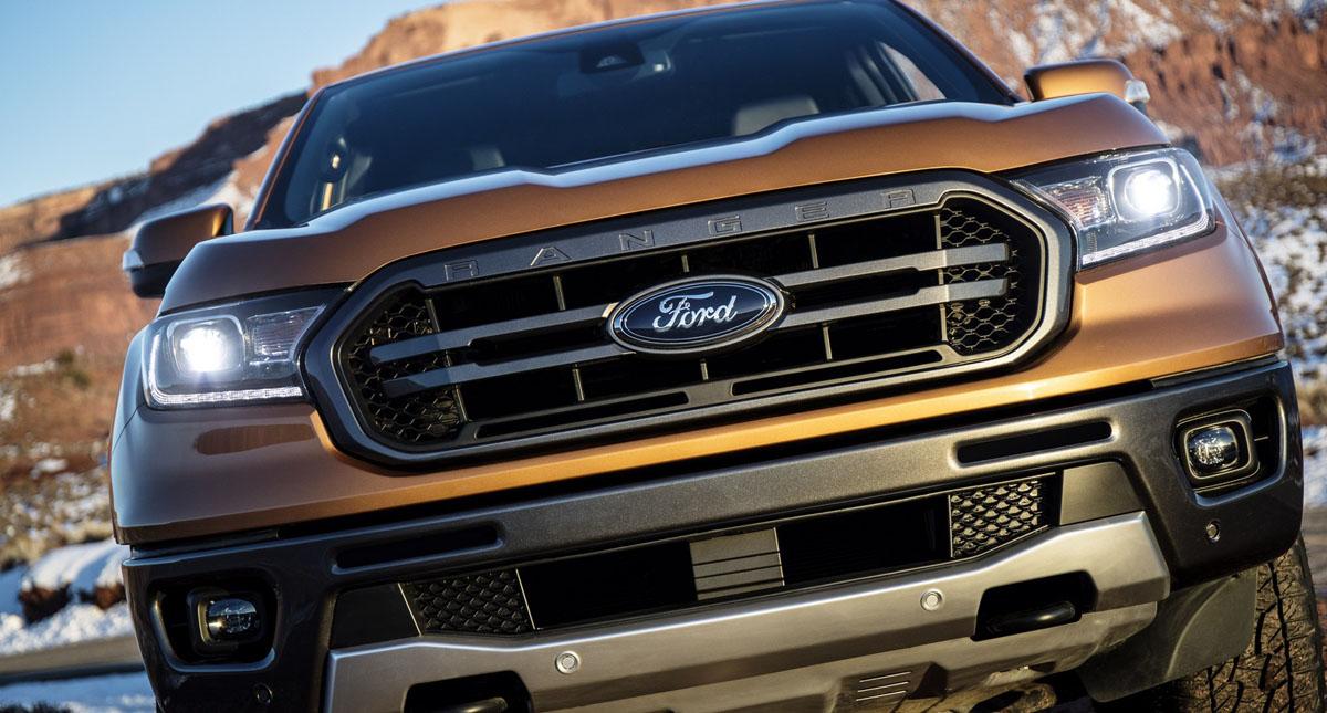 2019 Ford Ranger T6 正式登场,全新2.0L柴油引擎入列!