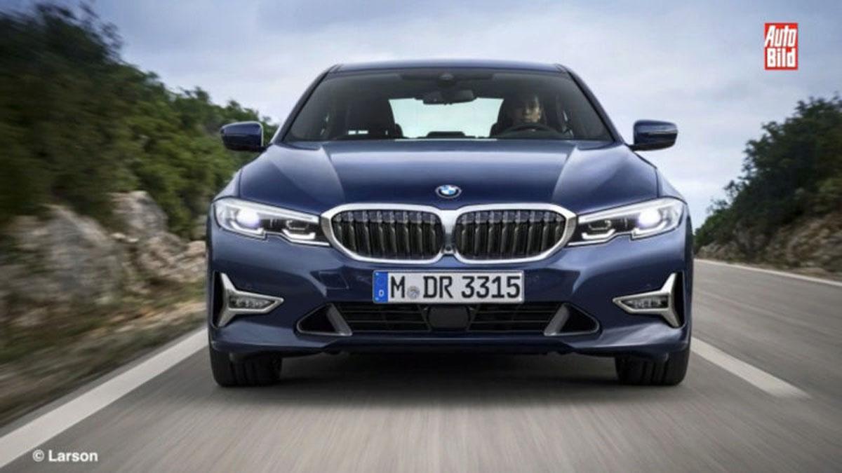 2019 BMW G20 3 Series 规格曝光,最大马力360 hp!