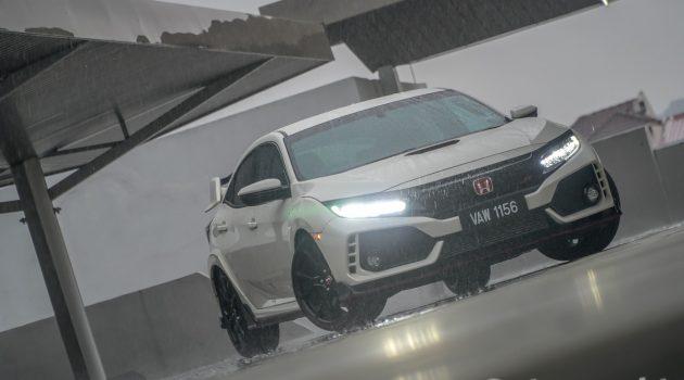 图库: 2018 Honda Civic FK8 ,地表最速前驱车!