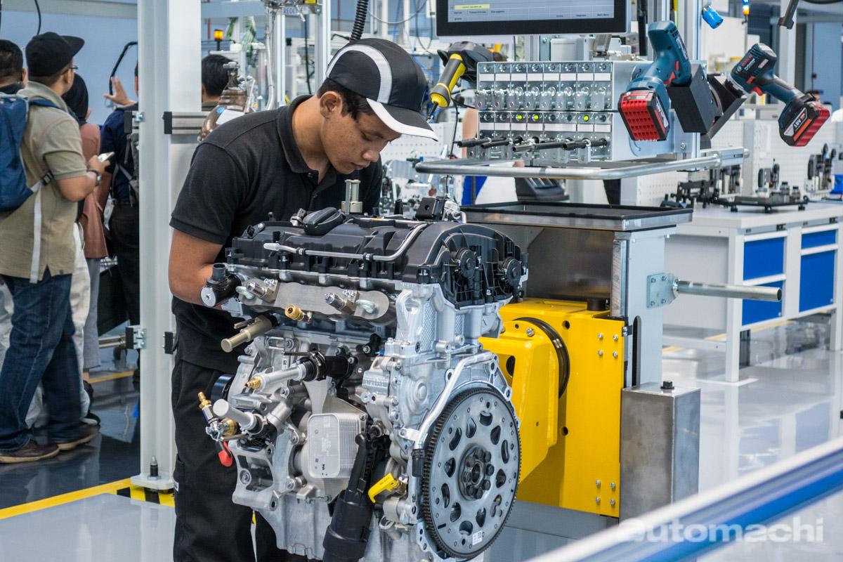 BMW Malaysia 大马引擎装配厂正式启用,5月启动生产线!