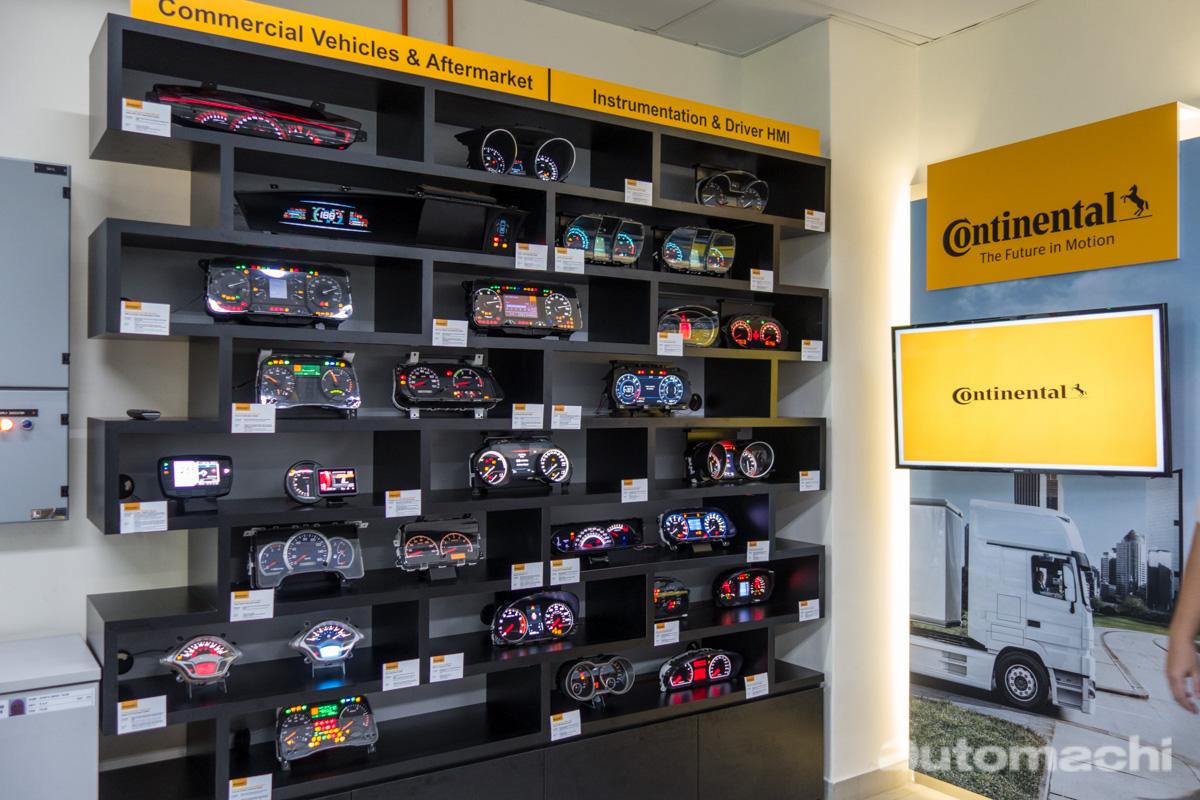 转型智能工厂, Continental Malaysia 巨资升级槟城生产线!