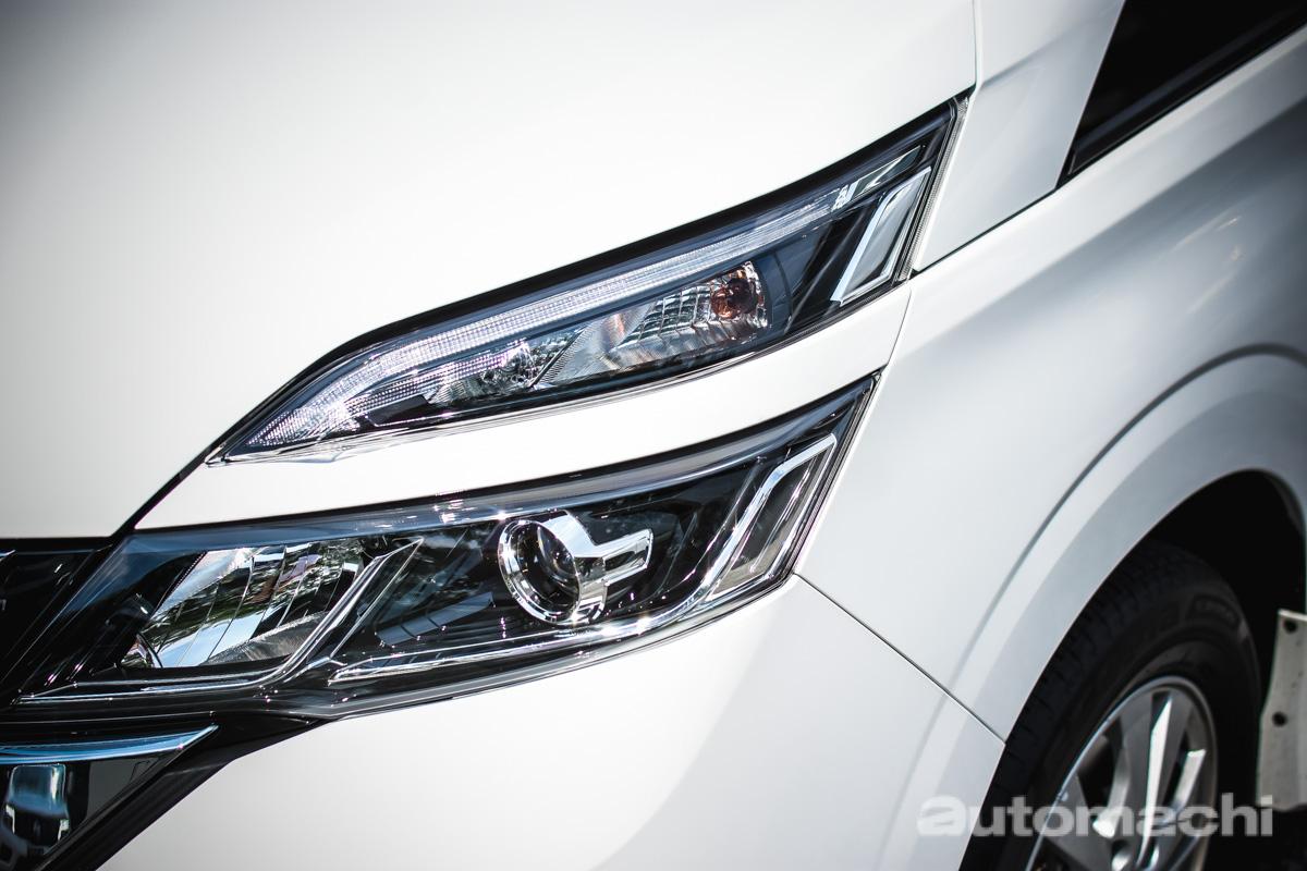 2018 Nissan Serena ,首选7人家庭车!