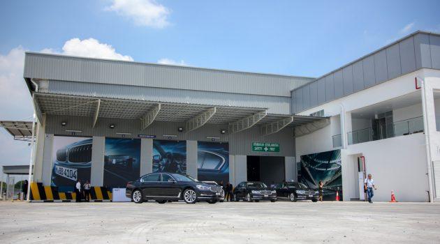 BMW Malaysia 大马引擎装配厂正式启用,5月生产线开跑!