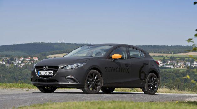 Mazda 解释为何新车采用 Torsion Beam !