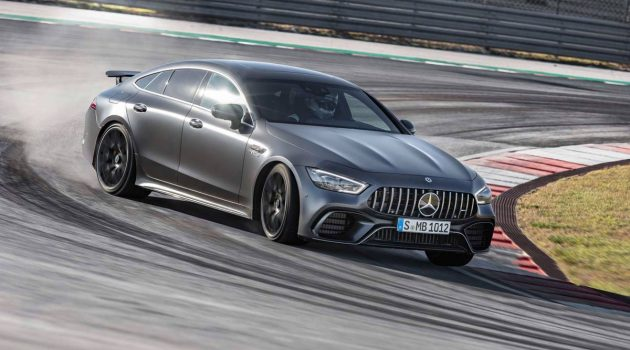 Mercedes-AMG GT 4-Door Coupe 预告登陆大马!